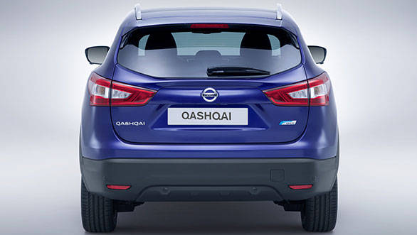 From the elements on display (such as the roof spoiler with winglets) to those hidden away, the Qashqai  features many aerodynamic touches