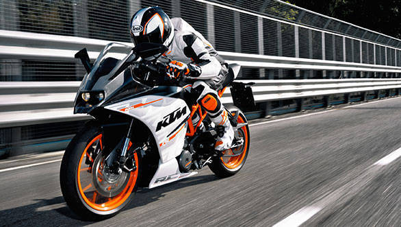 KTM RC390 likely to be launched in India at Auto Expo