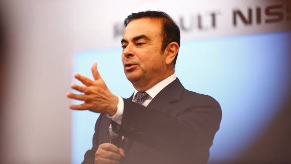 Renault Chairman and CEO Carlos Ghosn knows how much motorsport means to the brand. It's why they're back racing in 2016
