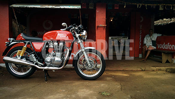 Royal Enfield Continental GT (4)