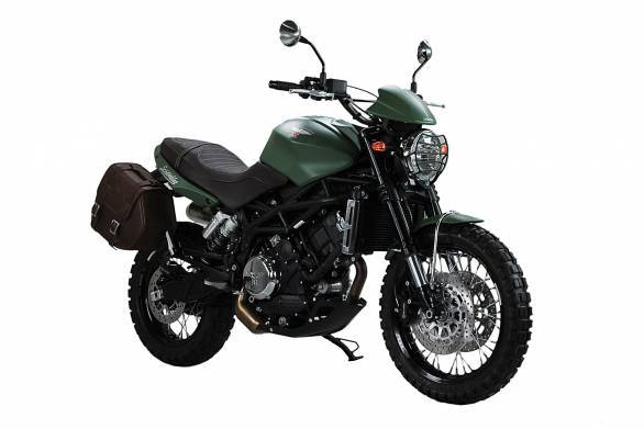 Vardenchi goes from customs to imported motorcycles; Morini sales to start in India from Feb 2014
