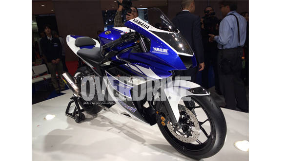 Yamaha R25 Concept Image Gallery