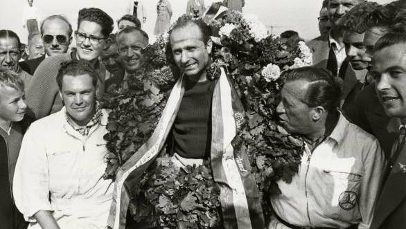 Juan Manuel Fangio's five championship titles make him arguably the greatest F1 driver in the sport's history