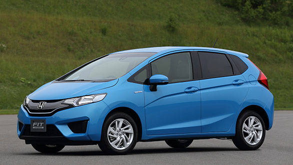 2015 Honda Jazzfit First Drive Overdrive