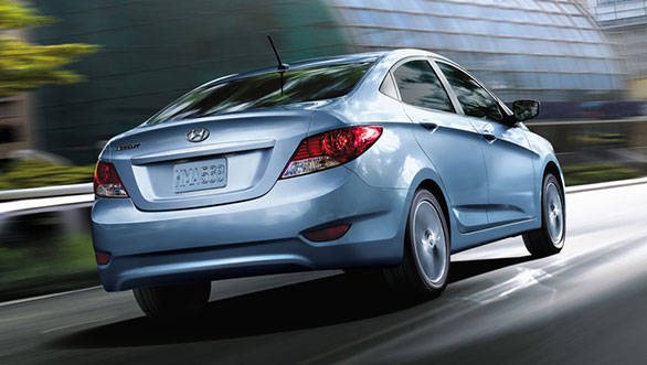 One of Hyundai's successful models in the US, the 2014 Verna gets a few styling changes, added equipment and features