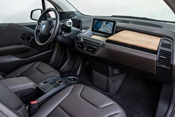 The i3 has three driving modes to choose from ? Comfort, Eco Pro and Eco Pro + ? with Comfort being our mode of choice