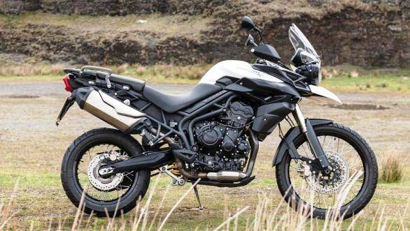 Meet the Triumph Tiger 800 XC