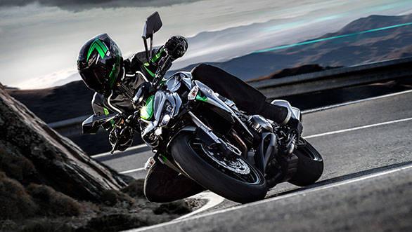 2014 Kawasaki Z1000 bookings start in India, display bikes arrive by December