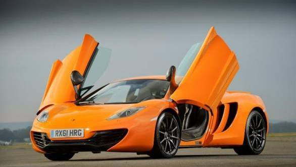 McLaren halts 12C production, offers free tech upgrades to customers