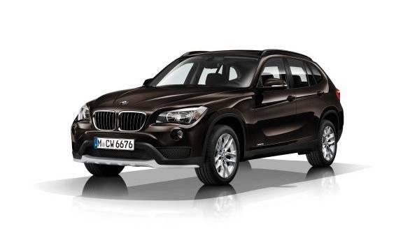 BMW X1 refresh breaks cover, official unveil at 2014 Detroit Auto Show