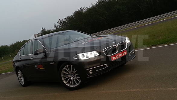 2014 BMW 520d India first drive