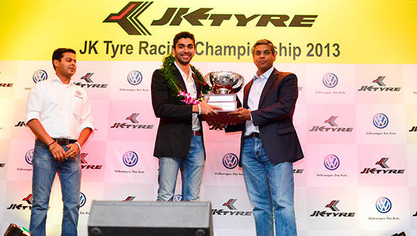 Rahil Noorani will compete in the Volkswagen Scirocco Cup and also transition to racing single seaters in India