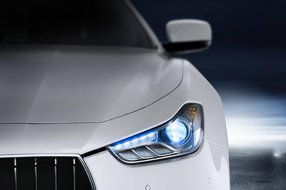 Maserati Ghibli diesel in images