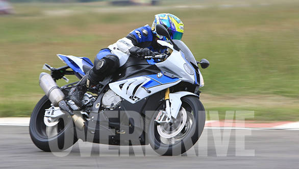 Bmw S1000rr Hp4 First Ride Overdrive