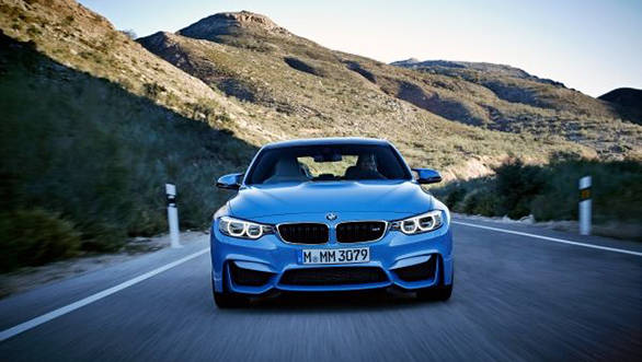 2014 Bmw M3 Saloon In Pictures Overdrive