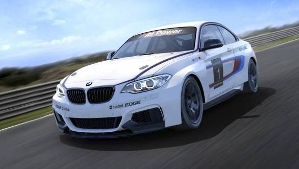 New BMW M235i Endurance Racer revealed