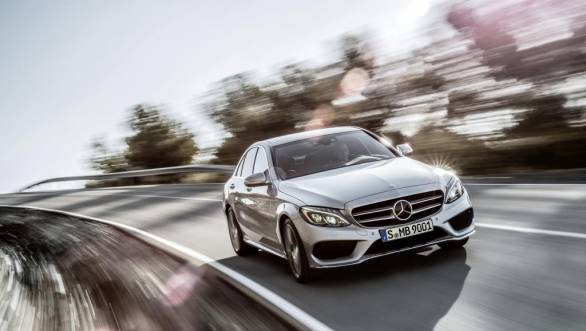 2015 Mercedes-Benz C-Class to be launched in India on November 25