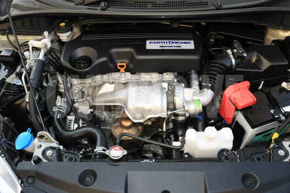 The i-DTEC 1.5-litre diesel motor is similar to the one seen in the Amaze with the same power output but improved fuel effeiency