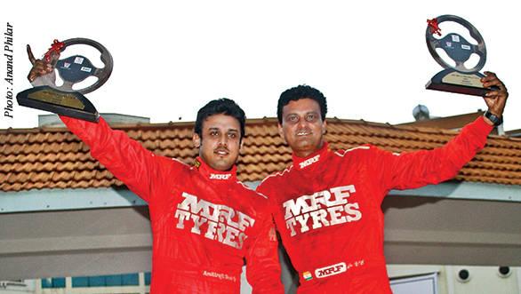 Interview: 2013 INRC Champion Amittrajit Ghosh