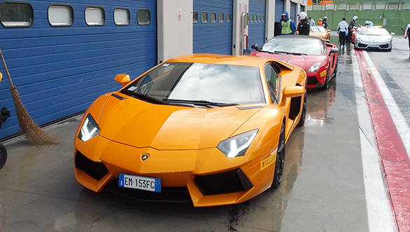 Lamborghini Veneno We Hitch A Ride In The Rs 28 Crore Supercar