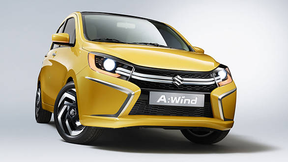 Maruti A-Star, Estilo replacement could be called Celerio in India