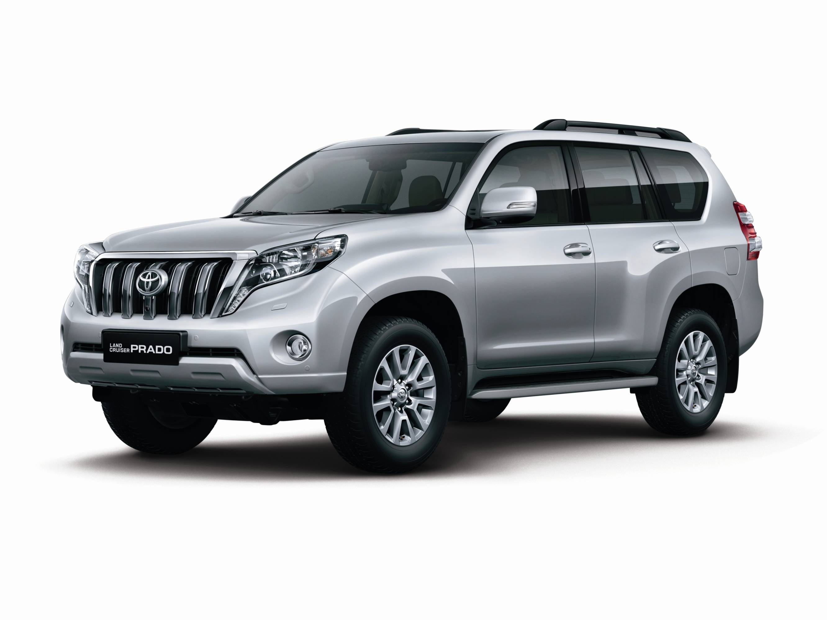 New 2014 Toyota Land Cruiser Prado launched in India, priced at Rs 84.87 lakh