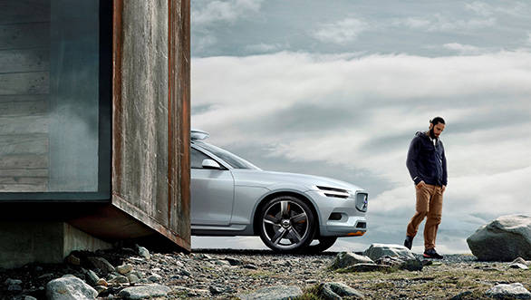 Volvo Concept XC Coupe unveiled