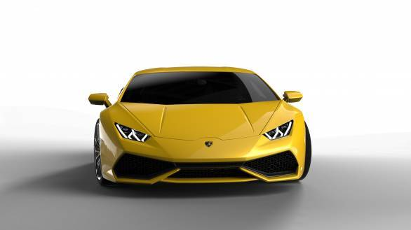Lamborghini Huracán LP 610-4 revealed
