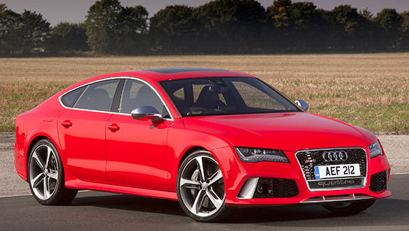 Audi RS 7 to launch in India today