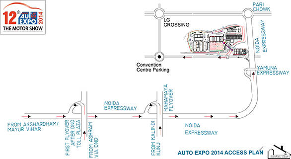 Auto Expo Access Plan