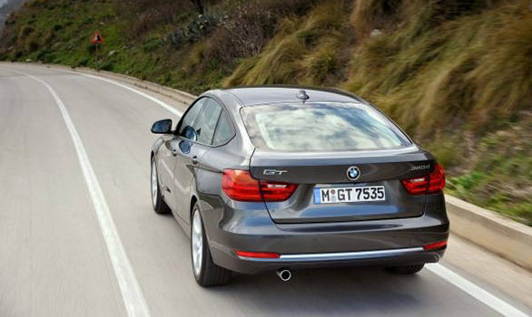 Exclusive 2014 Bmw 3 Series Gt Diesel First Drive Overdrive
