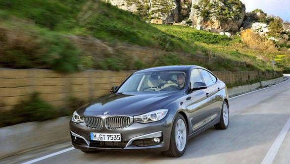 2016 BMW 3 Series GT facelift revealed