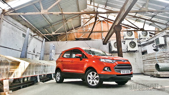 OD Garage: 2013 Ford EcoSport 1.5TDCi Titanium introduction