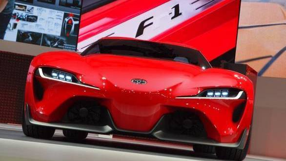 20 head-turners at 2014 Detroit Auto Show