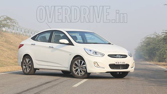 2014 Hyundai Verna diesel India first drive