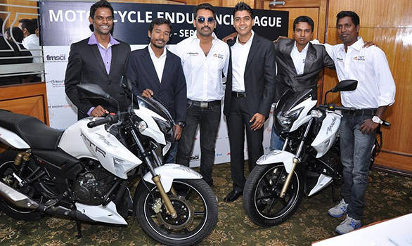 Indian Motorcycle League launched in Chennai