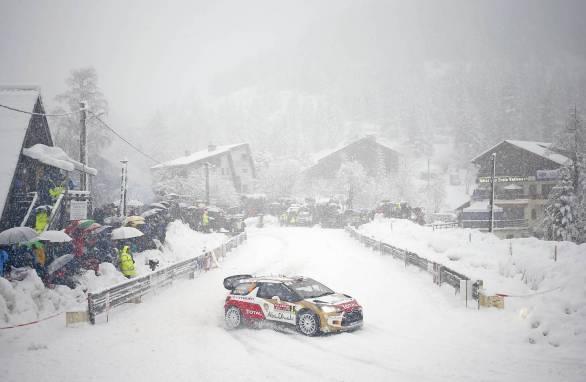 AUTO - WRC MONTE CARLO RALLY 2014