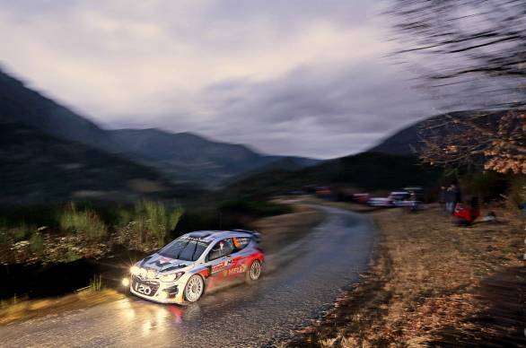 WRC: What's new in 2014