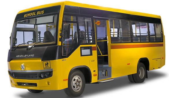 Ashok Leyland MITR school bus