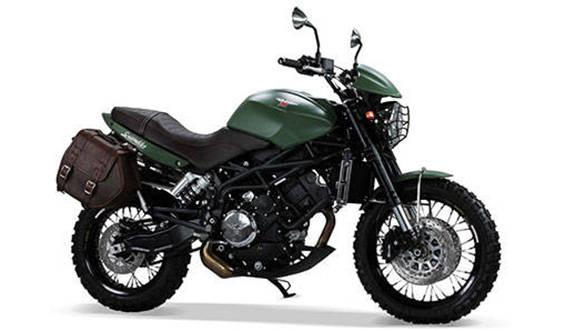Vardenchi to launch Moto Morini Scrambler and Granpasso at 2014 Auto Expo