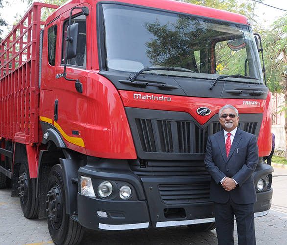 Rajan Wadhera with the new Truxo 37