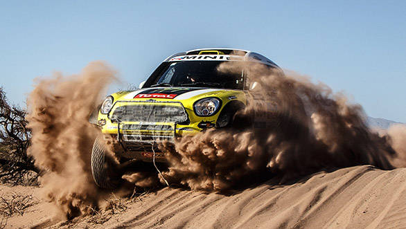 Mad men of the 2014 Dakar Rally