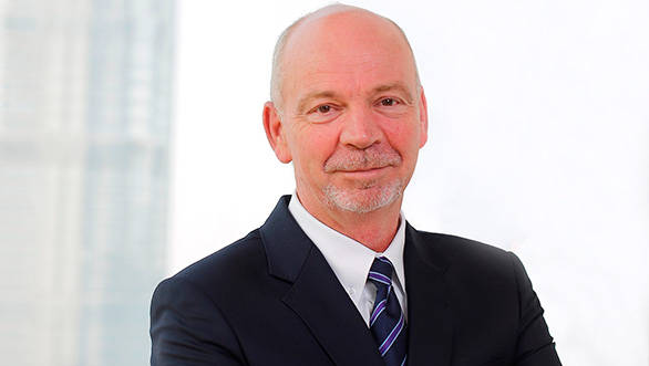 Nigel Harris appointed as president of Changan Ford
