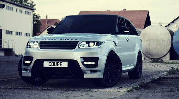 Range Rover Sport Coupe 1