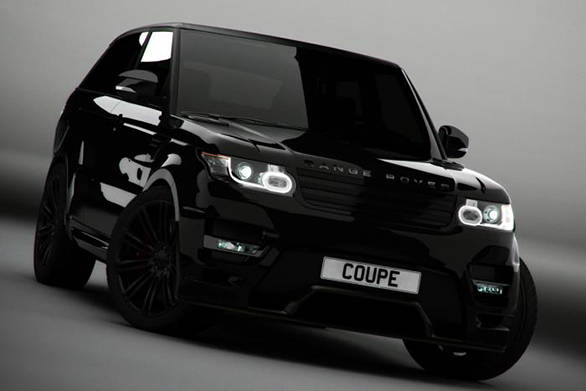 Range Rover Sport Coupe 2