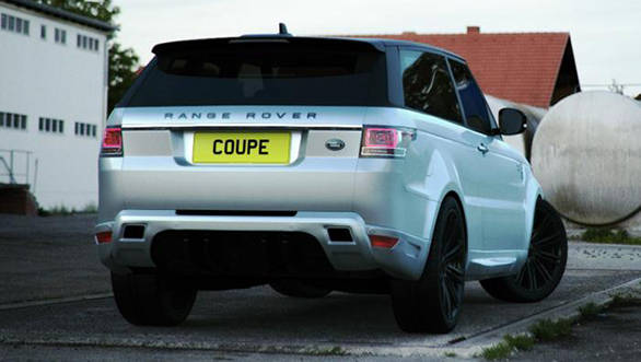 Range Rover Sport Coupe 3