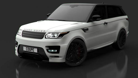 Range Rover Sport Coupe 4