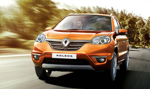 Koleos is now available in three variants