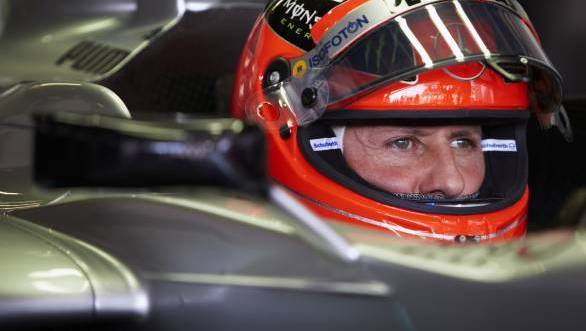 Michael Schumacher's condition 'stable' following second surgery