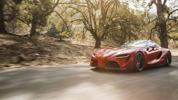 Toyota unveils FT-1 Concept at 2014 Detroit Auto Show. Is this the next Supra?